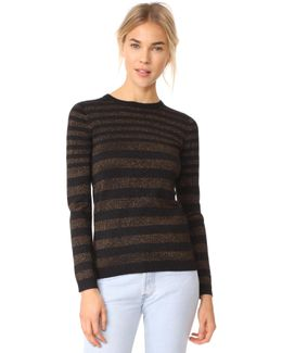 Deep Disco Stripe Jumper