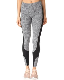Above The Curve Long Leggings