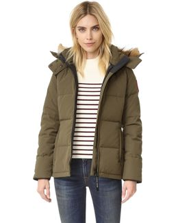Chelsea Down-filled Shell Parka Jacket