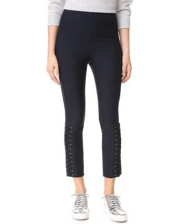 Laced Sides Leggings