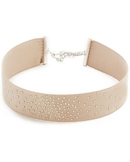 Sparkle Choker Necklace