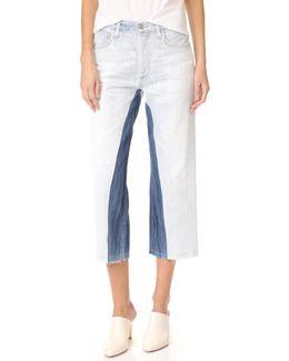 Cora Crop Shadow Inseam Jeans