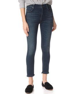 Rocket Crop Jeans