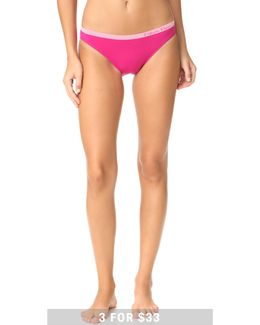 Pure Seamless Bikini Panties