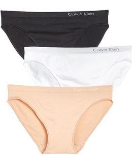 Pure Seamless Bikini 3 Pack