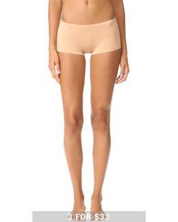 Pure Seamless Boy Shorts
