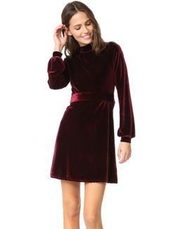 Velour Rowan Dress