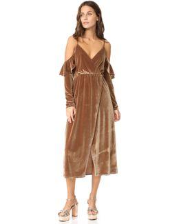 Velour Sandee Dress