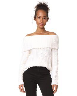 Sharron Cashmere Sweater