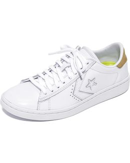 Pro Leather Ox Sneakers