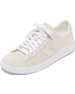 Pro Leather Perf Suede Ox Sneakers