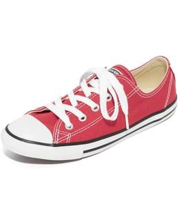 Chuck Taylor All Star Dainty Oxford Sneakers