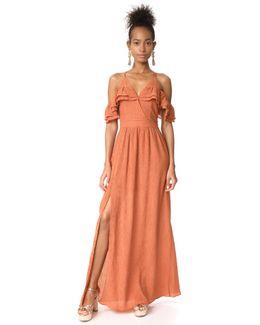 Uptown Maxi Dress
