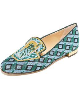 Lady Liberty Slippers