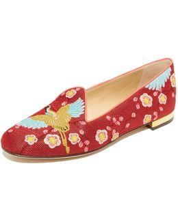 Cherry Blossom Slippers