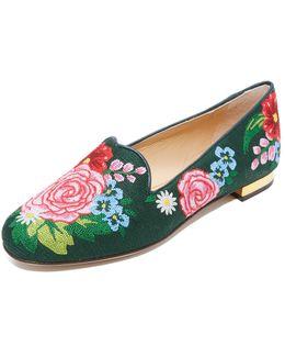 Rose Garden Slippers