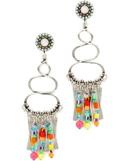 Piros Earrings
