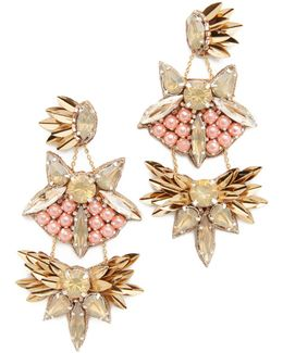 Deepa By Queenie Earrings