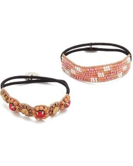 Deepa By Ponytail Holders