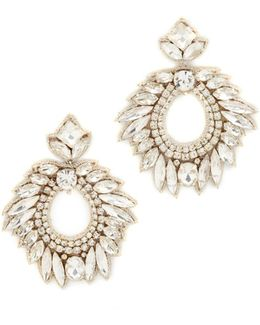 Deepa By Lily Earrings