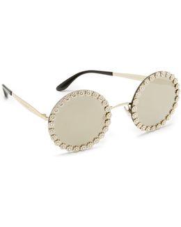 Daisy Round Sunglasses