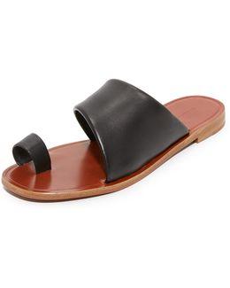 Ello Toe Ring Sandals