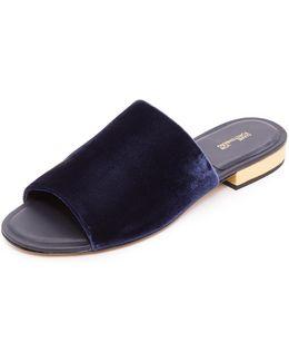 Samassi Slide Sandals