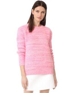Angora Marl Sweater