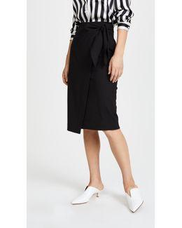 Side Knot Skirt