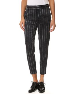 Tailored Relaxed Pants
