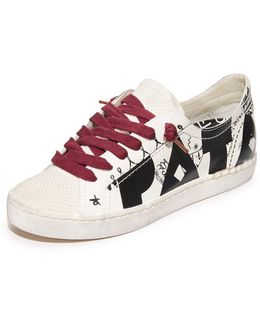 Z-pata Special Collection Low Sneakers