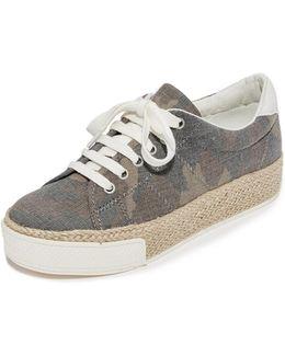 Tala Espadrille Platform Sneakers