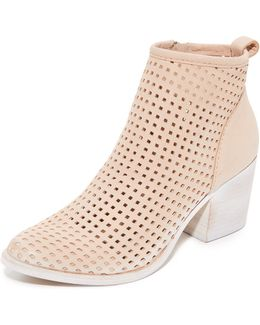 Kenyon Perforated Booties