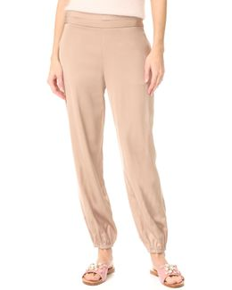 Pascal Tapered Bottom Pants