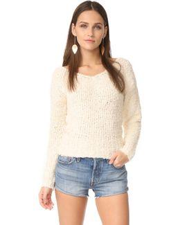 Wyatt V Neck Sweater