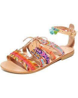 Hula Hoop Sandals