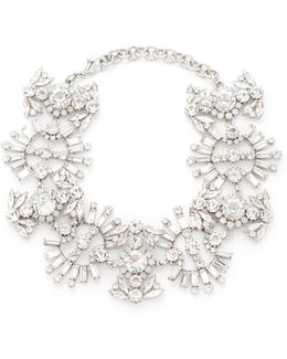 Paxon Crystal Choker Necklace