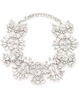 Paxon Crystal Choker Necklace