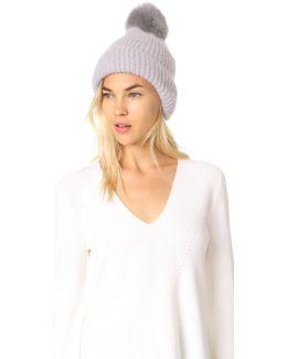 Maddox Pom Pom Hat
