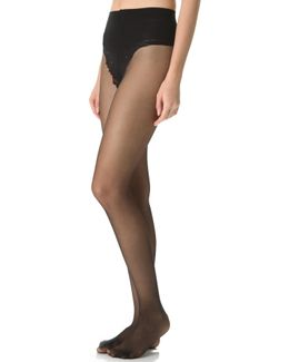Control Top Silhouette Tights