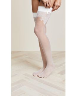Ceremonial Stay Up Tights