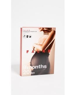 9 Month Flexible Maternity Tights