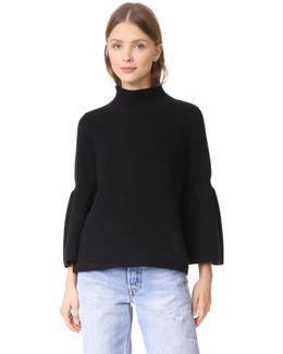 Shaker Crop Sweater