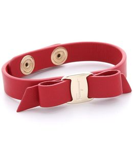 Vara Bow Single Wrap Bracelet