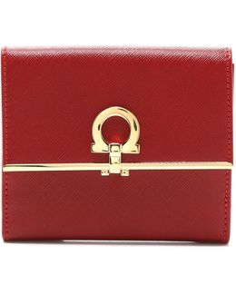 Gancini Icona Vitello Small Wallet