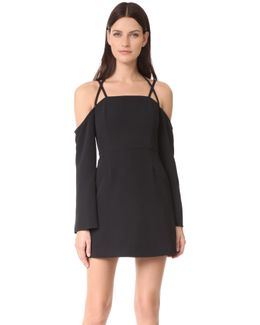 Mirror Image Mini Dress