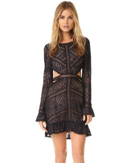 Emerie Cut Out Dress