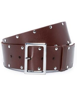 Studded Classic Belt