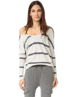 Upstate Stripe Pullover