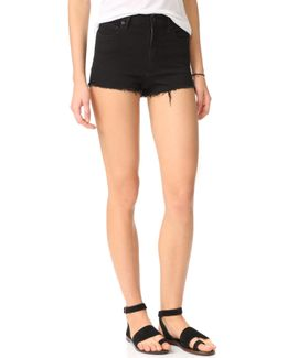 High & Tight Cutoff Shorts